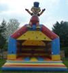chateau gonflable Le Clown